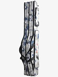 cheap -Fishing Tackle Boxes Fishing Rod Bag Foldable Canvas 100/150 cm