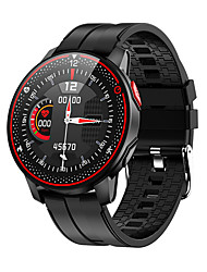 cheap -R18 sports smart watch 1.3 inch IP68 waterproof Bluetooth 5.0 heart rate pedometer sleep monitoring sports bracelet