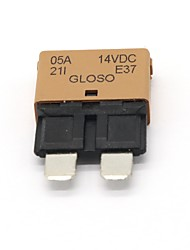 cheap -car fuse ATC Automatic reset Circuit Breakers (Low Profile) 12/24V RVsBoats