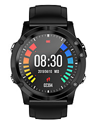 cheap -JSBP HT5 Smart Watch BT Fitness Tracker Support Notify Full Touch Screen/Heart Rate Monitor Sport Stainless Steel Bluetooth Smartwatch Compatible IOS/Android Phones