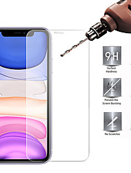 cheap -2Pcs HD Tempered Glass Screen Protector Film For iPhone 11 Pro Max 11 XS Max XS 8 Plus 7 Plus 6 Plus 6s SE 2020 8 8