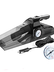 cheap -VM21  16 foot cable 12V 120W Mechanical display 4 in 1 function Strong Power Suction Auto Portable Lightweight mini Handheld Vacuum Cleaner inflator pump for Car and home