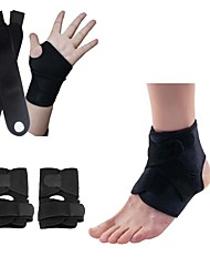 cheap -Sport Ankle Support Elastic High Protect Sports Adjustable Wristband Steel Wrist Brace Wrist Support Splint Fractures Carpal Tunnel