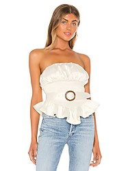 cheap -Women's Holiday Blouse Shirt Solid Colored Pleated Off Shoulder Tops Skinny Sexy Basic Top White / Going out