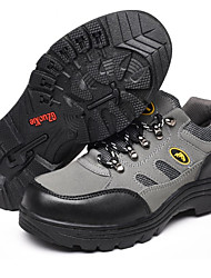 cheap -Labor Protection Shoes Smelting Shoes Anti Smash Anti Puncture Antiskid Oil Resistant Acid Base Mountaineering Fashion Shoes