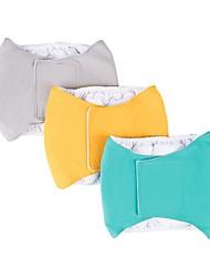 povoljno -Psi Hlače Jednobojni Classic Style Zima Odjeća za psa purpurna boja Bijela Zelen Kostim Pamuk XS S M L XL