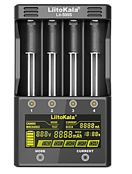 cheap -LiitoKala Lii500s battery Charger for 18650 26650 21700 18350 AA AAA 3.7V/3.2V/1.2V/ lithium NiMH battery