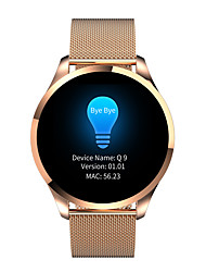 cheap -696 SB-Q9 Unisex Smartwatch Smart Wristbands Bluetooth Heart Rate Monitor Health Care Distance Tracking Female Physiological Cycle Blood Oxygen Monitor Pedometer Call Reminder Activity Tracker Sleep