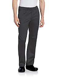 cheap -essentials 2012 men's cargo stretch scrub pants ceil blue xx-large tall