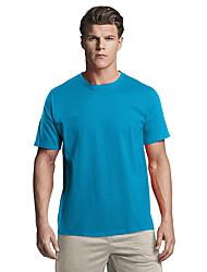 cheap -mens big & tall short sleeve moisture wicking athletic t-shirt, 2xlt, neon orange