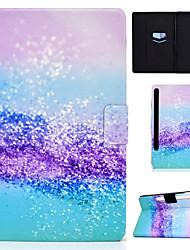 cheap -Case For Samsung Galaxy Tab S7 T870 875 Samsung Galaxy Tab A7 2020 T500 505 Card Holder Flip Magnetic Full Body Cases Animal Eiffel Tower Tree PU Leather