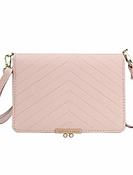 cheap -small crossbody bag for women cell phone purse wallet clutch handbag with credit card slots (a - pink)