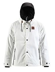cheap -Men's Ski Jacket Snow Jacket Waterproof Windproof Warm Breathable Winter Top for Skiing Snowboarding Winter Sports