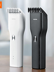 cheap -Men's Electric Hair Clippers Clippers Cordless Clippers Adult Razors Professional Trimmers Corner Razor Hairdresse XiaoMi ENCHEN