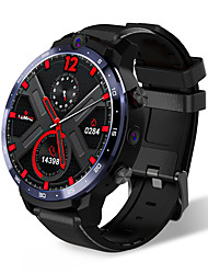 cheap -LEMFO LEM12 Face ID 1.6 Inch Dual Camera LTE 4G Smart Watch Android 7.1 3GB 32GB 1800mah Battery Men Smartwatch
