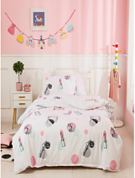 cheap -US Twin 2 Pieces Bedding Set Duvet Cover Set Comforter Cover Ultra Soft Hypoallergenic Microfiber and Easy Care For Kid's Room(Include 1 Duvet Cover and 1 Pillowcases)