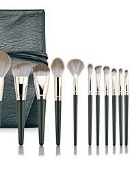 cheap -14 Pcs Makeup Brush Set Powder Brush Solid Wood Makeup Brush Super Soft Hair Multifunctional Novice Tool