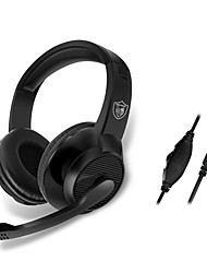 cheap -LITBest GM-001 Gaming Headset 3.5mm Audio Jack with Microphone with Volume Control Sweatproof InLine Control for Gaming