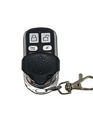 cheap -Metal copy remote controller 433MHz universal intelligent door and window remote controller capable of copying garage door alarm