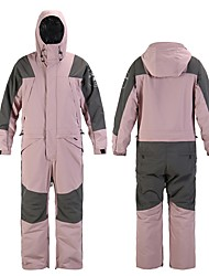 cheap -Women's Ski Suit Skiing Snowboarding Winter Sports Waterproof Windproof Warm 100% Polyester Clothing Suit Ski Wear