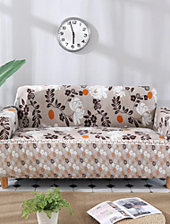 cheap -Stretch Slipcover Sofa Cover Couch Cover Floral Printed Sofa Cover Stretch Couch Cover Sofa Slipcovers for 1~4 Cushion Couch with One Free Pillow Case