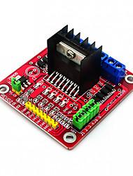 cheap -DC L298n Motor Driver Module Max 20w 2a Double Bridge Stepper Motor / Bridge for Arduino