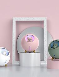 cheap -Mini Humidifier Usb Mini Desktop Night Light Humidifier Bedroom Office Cute Cat Cute Pet Humidifier