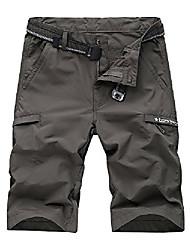 cheap -men's outdoor expandable waist lightweight quick dry shorts sapphire blue 2xl - us 34