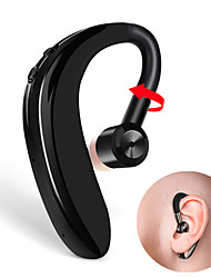cheap -Ear-Hook Bluetooth Headphone Wireless Non Ear Plug Single Ear Bluetooth Handfree Headset with Mic Painless Wearing Bluetooth5.0 Earpiece 25Hrs Calltime for Cell Phone