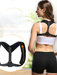 cheap -Sitting Posture Correction Belt Adjustable Clavicle Back Correction Device Body Shaping Anti-kyphosis Correction Belt