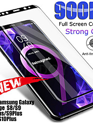 cheap -900D Full Curved Tempered Glass For Samsung S8 S9 Plus S10 Lite s10 Plus Protective Glass For Samsung Note 8 9 10 Pro Screen Protector