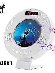 cheap -Wall Mounted CD Player Surround Sound DVD FM Radio  USB MP3 Disk Portable Music Player Remote Control With LED Display
