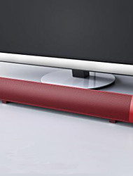 cheap -USB Power Sound Bar Computer Speakers Portable Wired Soundbar Speakers for Pc Surround Sound with Built-in Subwoofers