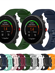 cheap -Sport Silicone Watch Band for Polar Vantage M / Ignite / Grit X Replaceable Bracelet Wrist Strap Wristband