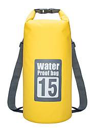 cheap -5/10/15/20/30 L Waterproof Dry Bag Floating Lightweight Compact for Swimming Surfing Camping / Hiking