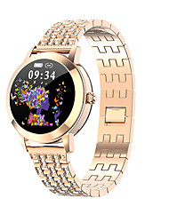cheap -KW30 Smartwatch for women, Bluetooth Water-resistant Fitness Tracker for Samsung/ IOS/ Android Phones