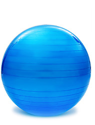 "cheap -13 3/4"" (35 cm) Exercise Ball / Fitness Ball / Yoga Ball Explosion-Proof PVC(PolyVinyl Chloride) Support With For Yoga / Training / Balance"