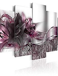 cheap -canvas flower wall art print for living room bedroom office painting wall decal home decor decorations artwork large (c, 8''x12''x2+8''x16''x2+8''x20''x1)