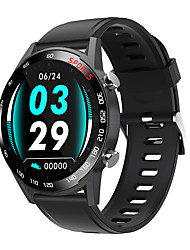 cheap -JSBP HF23L Smartwatch Fitness Running Watch Bluetooth 1.3 inch Screen IP 67 Waterproof Touch Screen Heart Rate Monitor Pedometer Call Reminder Activity Tracker for Android iOS Samsung Xiaomi Apple