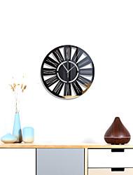 cheap -3D DIY Wall Clock Mirror Wall Sticker Creative DIY Wall Clock Removable Art Sticker Sticker Home Decoration Living Room