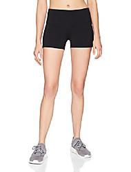 "cheap -women's 3"" training bike short, amazon exclusive, black, small"