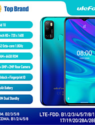 "cheap -Ulefone Ulefone Note 9P 6.53 inch "" ( 4GB + 64GB MediaTek MT6763v 4500 mAh mAh )"