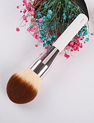 cheap -Large quick powder loosening powder brush honey powder brush makeup brush makeup tool brush beauty makeup brush