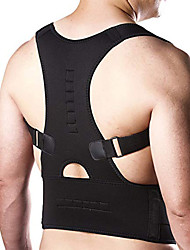 cheap -Adult Seated Kyphosis Correction Belt Reinforced Support Magnet Orthosis to Correct Posture Orthosis