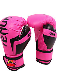 cheap -Boxing Bag Gloves / Pro Boxing Gloves / Boxing Training Gloves for Boxing / Kick Boxing / Muay Thai Unisex Easy dressing / Vibration dampening / Eases pain PU Leather / Polyurethanes 1 Pair Rainbow