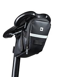 cheap -1.5 L Bike Frame Bag Top Tube Bike Handlebar Bag Cycling Outdoor Bike Bag Polyster Bicycle Bag Cycle Bag Cycling Outdoor Exercise