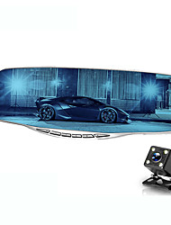 cheap -Auto Dvr Camera Achteruitkijkspiegel Auto Dvr Dual Lens Video Recorder Dash Cam Registrator Camcorder Full Hd 1080P twee Camera