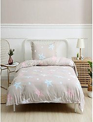 cheap -Star Print US Twin 2 Pieces Bedding Set Duvet Cover Set Comforter Cover Ultra Soft Hypoallergenic Microfiber and Easy Care For Kid's Room(Include 1 Duvet Cover and 1 Pillowcases)