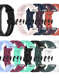 cheap -Replacement Wrist Strap For Huawei Honor 5i Huawei band 4 Strap Bracelet Soft Silicone Sports Watchband Smart Wristband Accessories