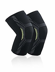 cheap -knee compression sleeve, elastic breathable knee brace for men & women, knee support & pain relief for meniscus tear, acl, arthritis, basketball, running, tennis, volleyball, weightlifting,